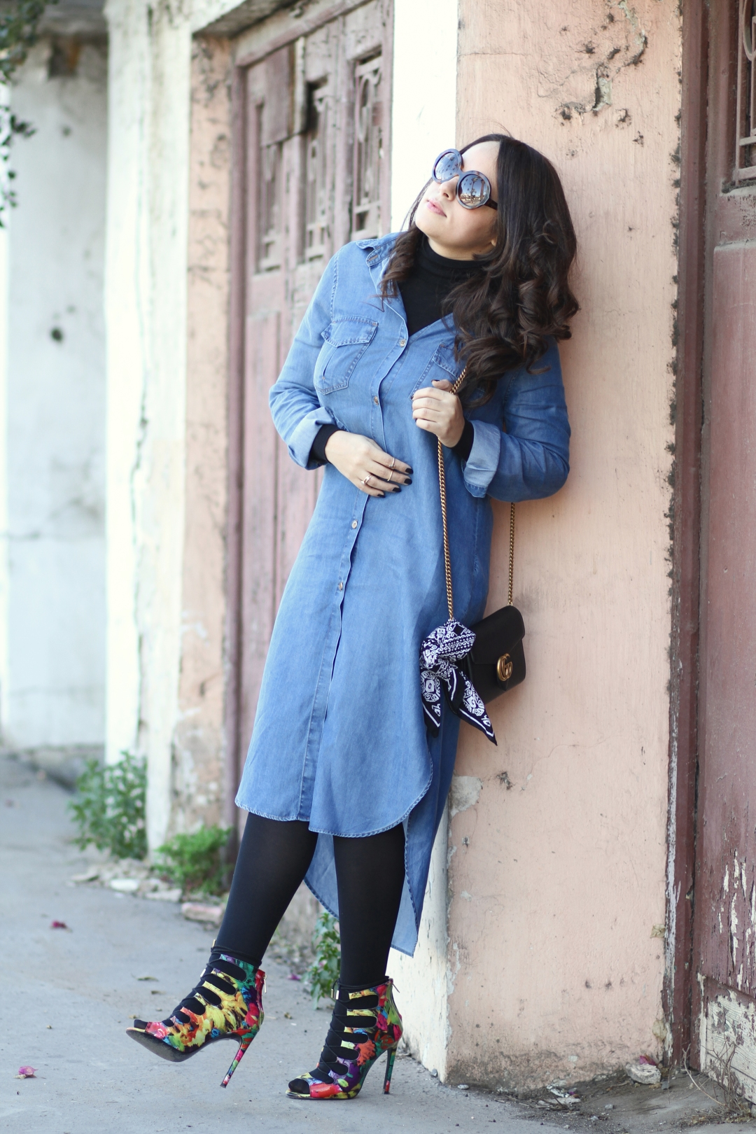 Denim-dress-blog-mode-chiccarpediem-1