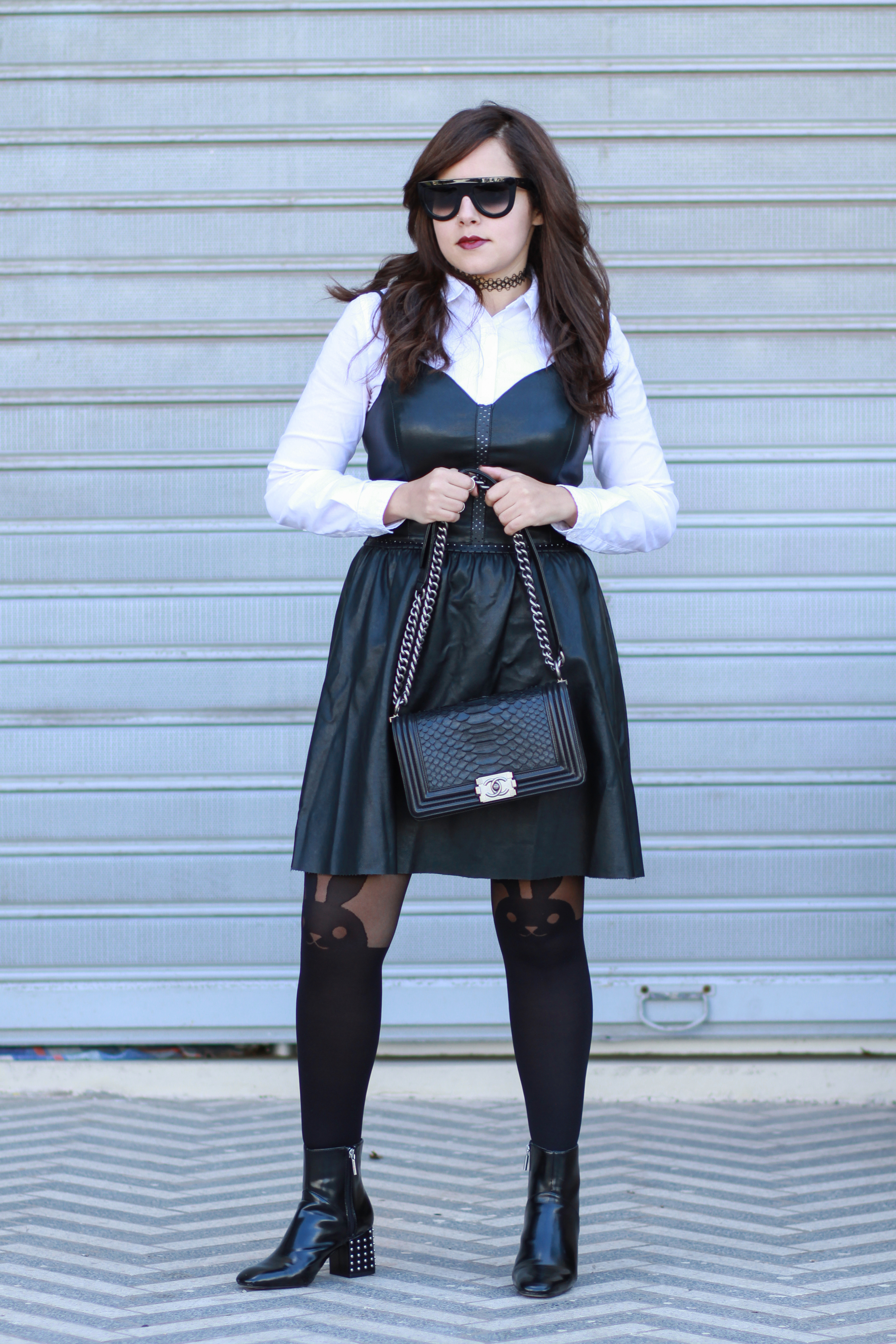 fake-leather-dress-blog-mode-chiccarpediem-2